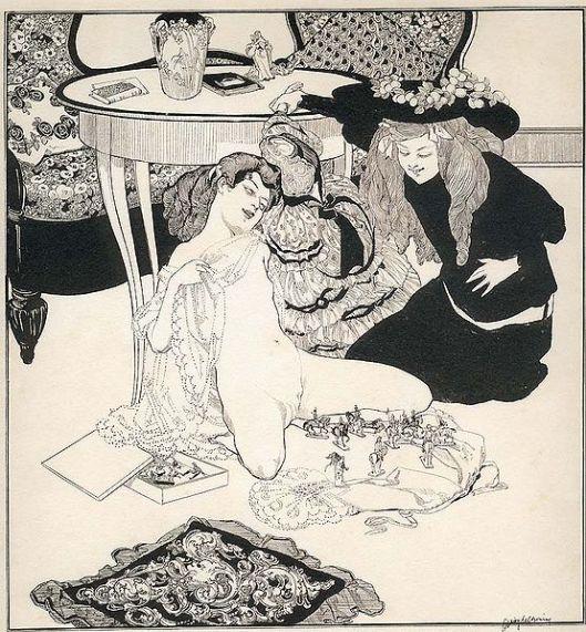 by Franz von Bayros