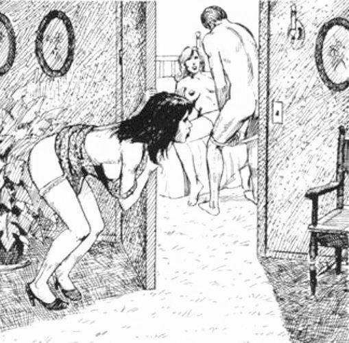 femme voyeur 40