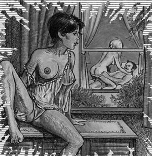 femme voyeur 23
