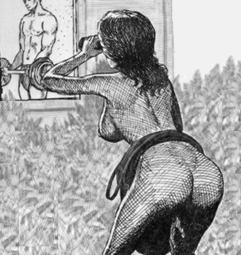 femme voyeur 8