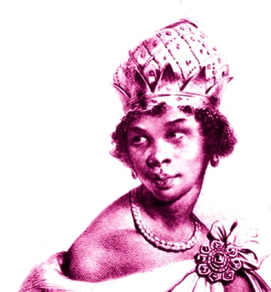 Queen Ngola Ann Nzinga Ndongo