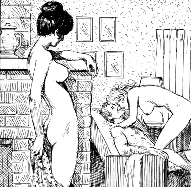 naked babes of angola