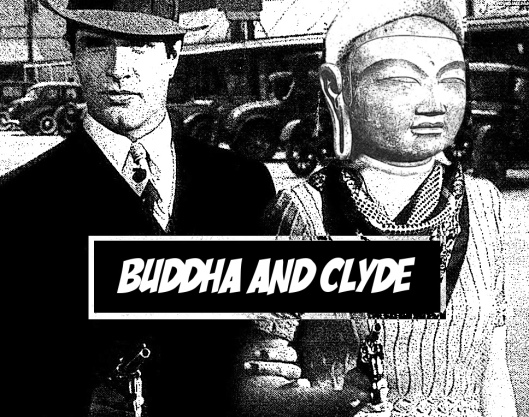 """""""You cannot commit the crime until you have become the crime itself"""" -- The Buddha"""