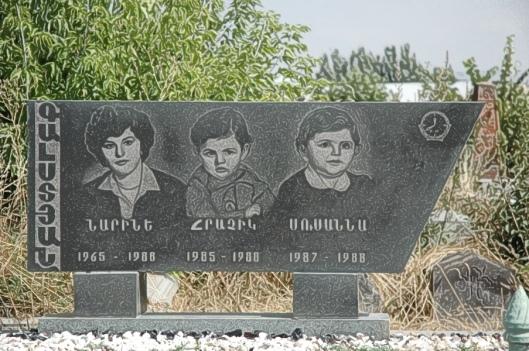 cemetery, Gyumri, Armenia 2