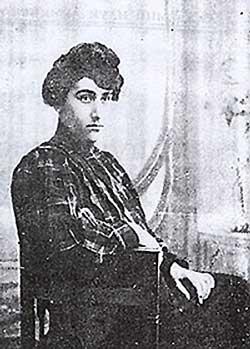 Shushanik Kurghinian