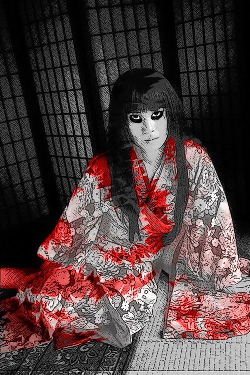 ghost girl 44