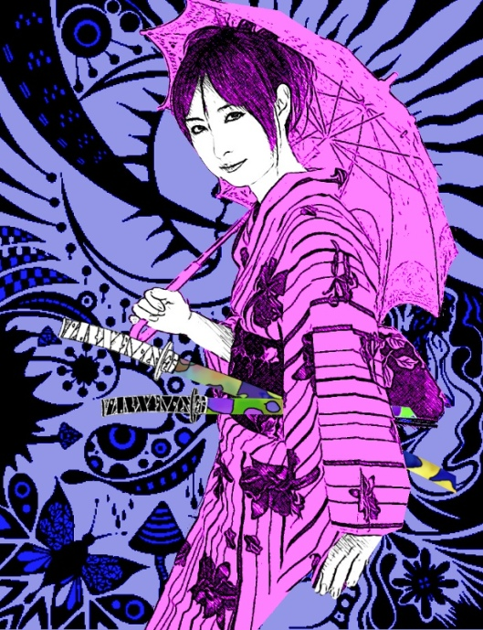 Onna-bugeisha 3